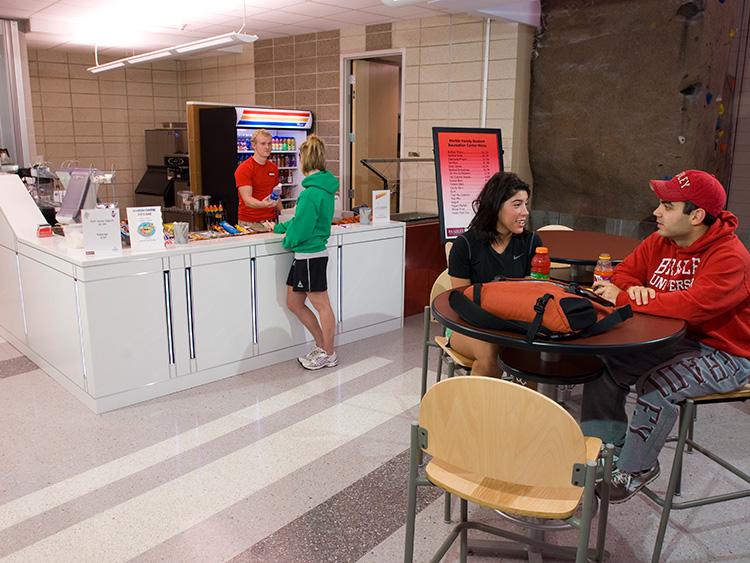 Markin Center Facilities Campus Recreation Campus Life Bradley University