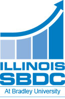 Illinois SBDC at Bradley University logo
